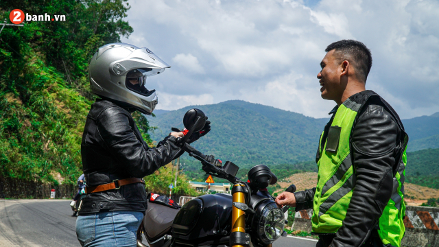Toan canh hanh trinh Ducati Dream Tour Sai Gon Bao Loc - 24