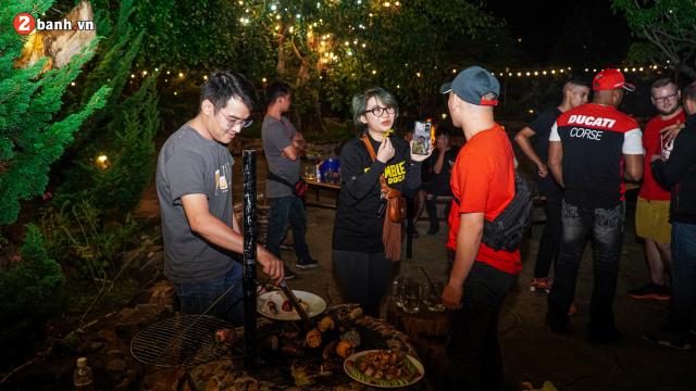 Toan canh hanh trinh Ducati Dream Tour Sai Gon Bao Loc - 36