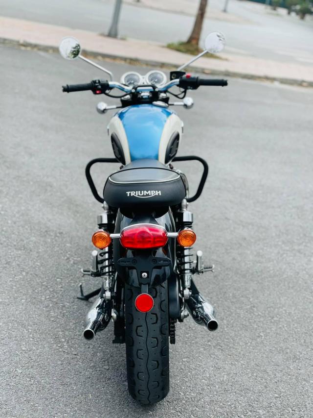 Triumph Bonneville T100 2020 Xe Moi Dep - 2