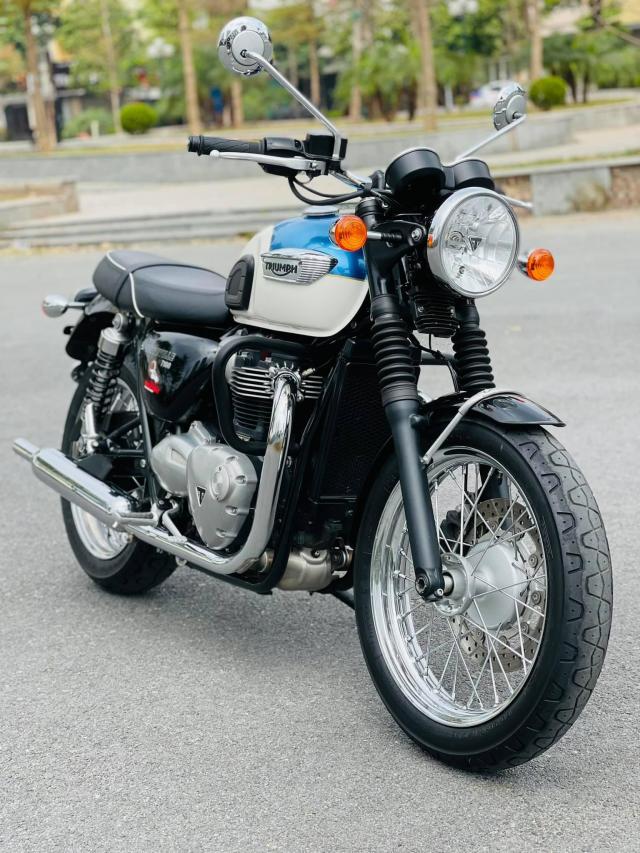 Triumph Bonneville T100 2020 Xe Moi Dep - 5