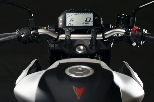 Yamaha Nhat Ban phat hanh phien ban moi MT25 MT03 2021 - 5