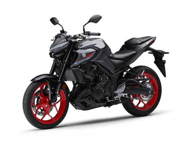 Yamaha Nhat Ban phat hanh phien ban moi MT25 MT03 2021 - 7