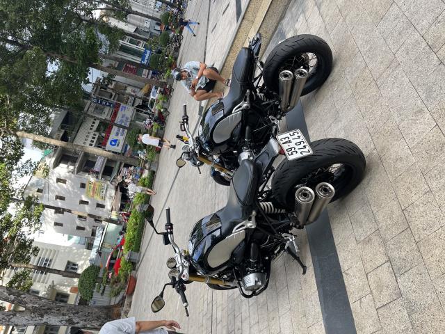 _ Moi ve 2 Xe BMW R NineT ABS R9T Fom moi HQCN Dang ky 2018 2019 chinh chu odo 7300km - 5