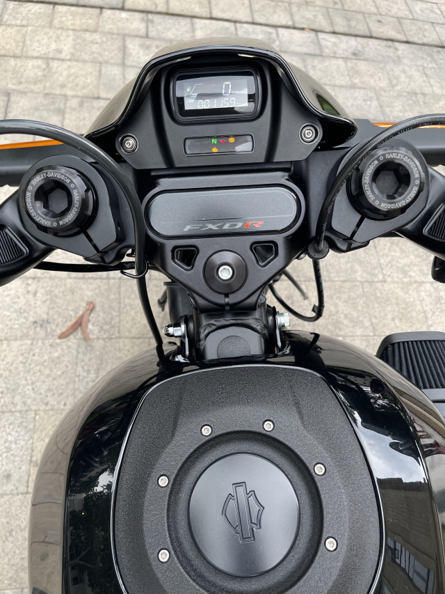 _ Moi ve Xe HARLEY DAVIDSON Softail FXDR 114 ABS 1868cc HQCN DATE 2019 chinh chu odo 1100km - 4
