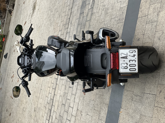 _ Moi ve Xe HARLEY DAVIDSON Softail FXDR 114 ABS 1868cc HQCN DATE 2019 chinh chu odo 1100km - 5