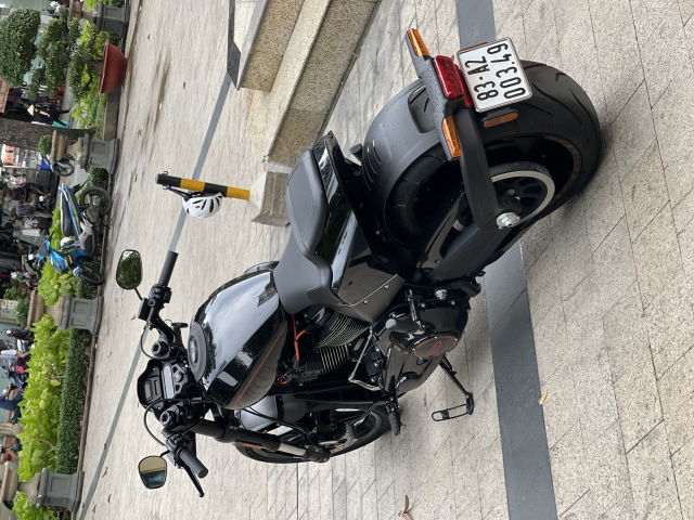 _ Moi ve Xe HARLEY DAVIDSON Softail FXDR 114 ABS 1868cc HQCN DATE 2019 chinh chu odo 1100km - 8