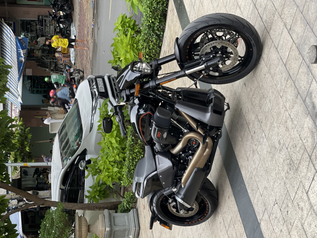 _ Moi ve Xe HARLEY DAVIDSON Softail FXDR 114 ABS 1868cc HQCN DATE 2019 chinh chu odo 1100km - 7