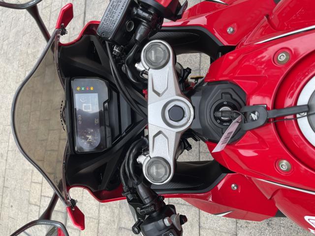 _ Moi ve xe HONDA CBR650R ABS HQCN Dang ky 2021 chinh chu odo 3500km xe dep moi nhu xe thung - 4