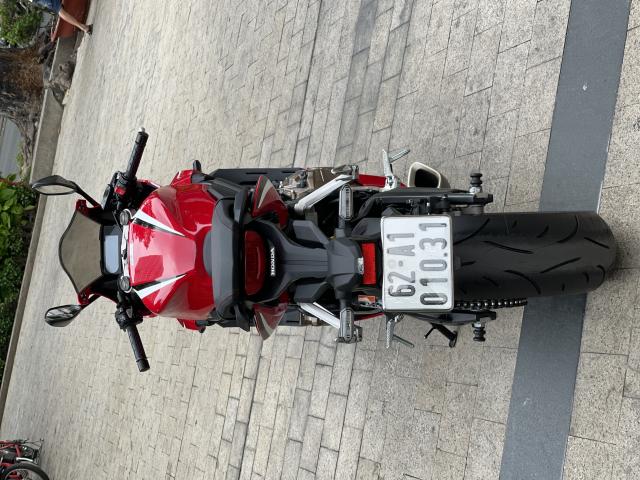 _ Moi ve xe HONDA CBR650R ABS HQCN Dang ky 2021 chinh chu odo 3500km xe dep moi nhu xe thung - 9