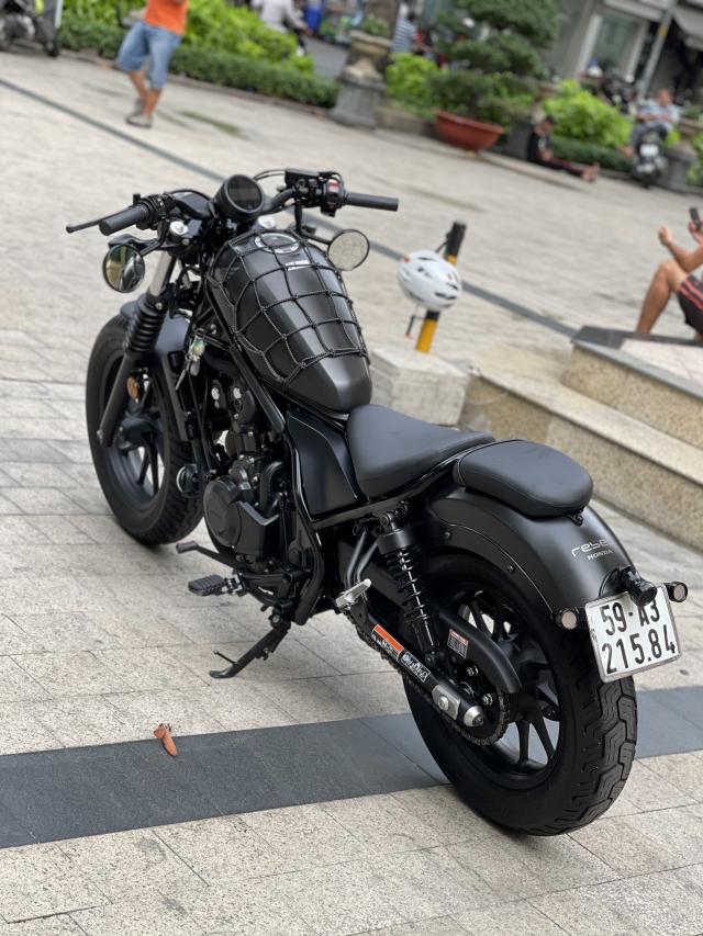 _ Moi ve xe HONDA Rebel 500 ABS HQCN Dang ky 72019 chinh chu odo 6000km xe dep may zin moi - 6