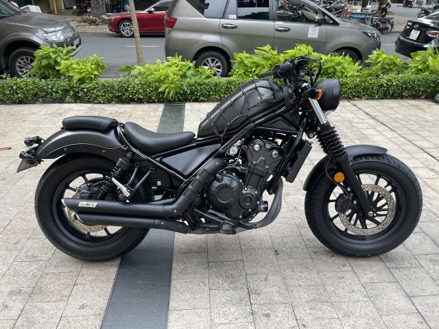 _ Moi ve xe HONDA Rebel 500 ABS HQCN Dang ky 72019 chinh chu odo 6000km xe dep may zin moi - 8