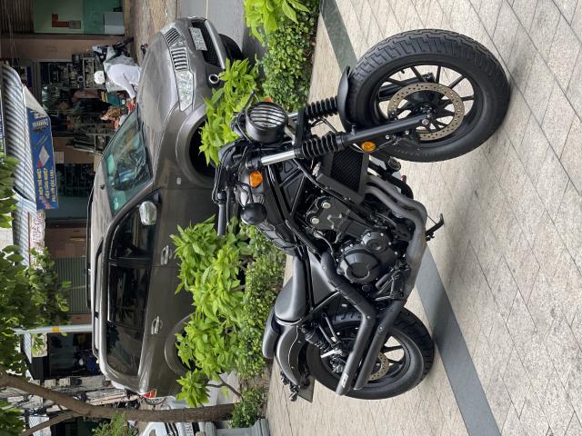 _ Moi ve xe HONDA Rebel 500 ABS HQCN Dang ky 72019 chinh chu odo 6000km xe dep may zin moi - 9