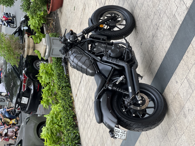 _ Moi ve xe HONDA Rebel 500 ABS HQCN Dang ky 72019 chinh chu odo 6000km xe dep may zin moi - 2