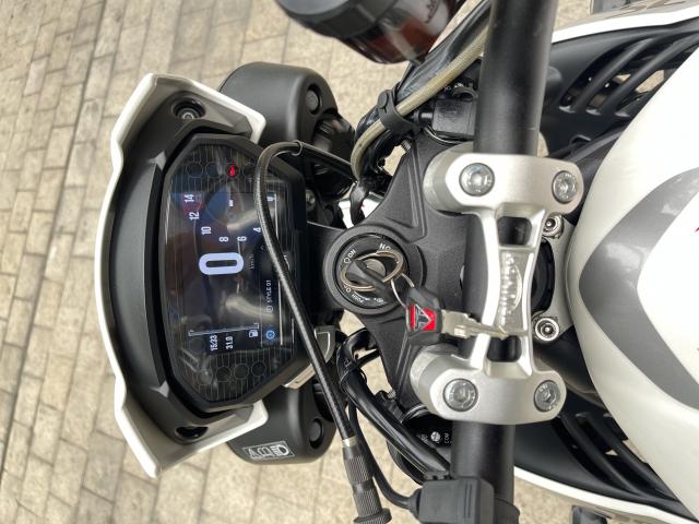 _ Moi ve xe Triumph Street Triple RS ABS ban Full HQCN Dang ky 102019 chinh chu odo 6500km - 5