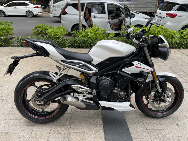 _ Moi ve xe Triumph Street Triple RS ABS ban Full HQCN Dang ky 102019 chinh chu odo 6500km - 8