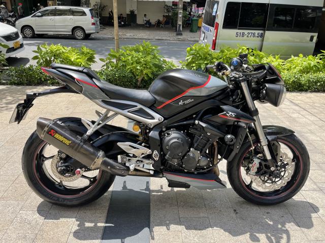 _ Moi ve xe Triumph Street Triple RS ABS ban Full HQCN Dang ky 2018 chinh chu odo 13200 km - 6