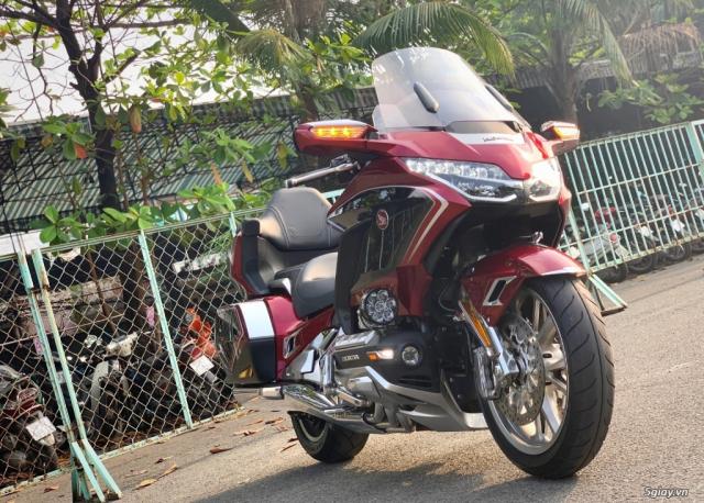 ___ Can Ban ___HONDA GoldWing Tour 1800cc ABS 2019 Keyless___ - 2