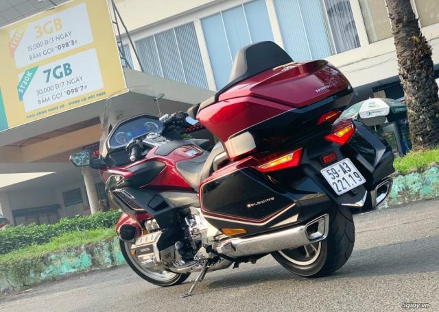 ___ Can Ban ___HONDA GoldWing Tour 1800cc ABS 2019 Keyless___ - 12