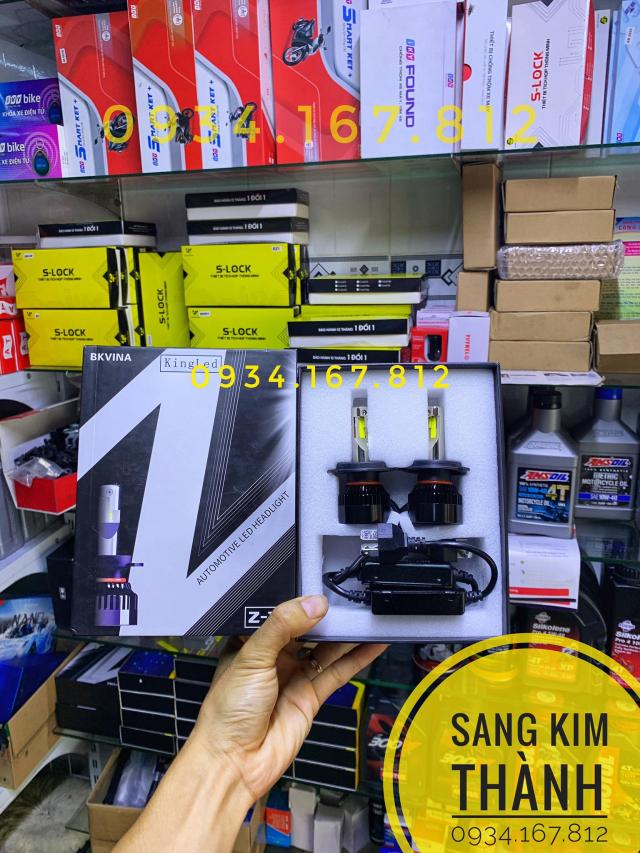 Den Pha Led King Led Z10S Chinh Hang - 2