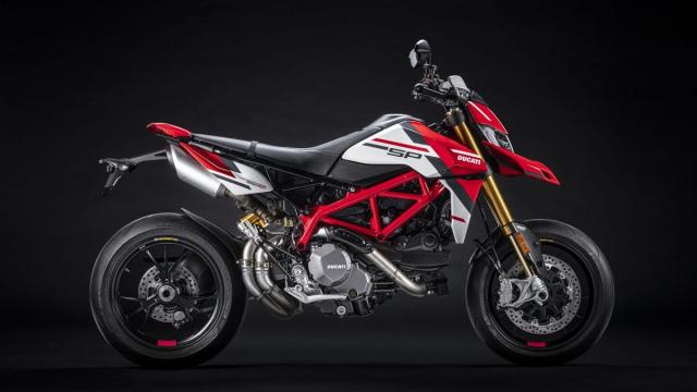 Ducati Hypermotard 950 2022 thay doi phong cach nang cap hieu suat - 3
