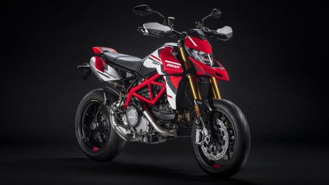 Ducati Hypermotard 950 2022 thay doi phong cach nang cap hieu suat - 7