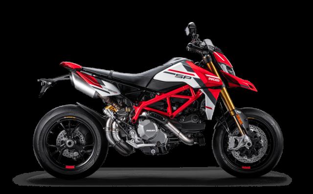 Ducati Hypermotard 950 2022 thay doi phong cach nang cap hieu suat - 11