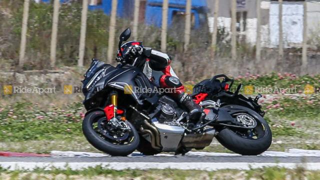 Ducati Multistrada V4 Pikes Peak lo dien du kien ra mat vao cuoi nam - 3