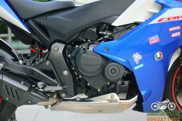 Honda CBR600F ABS 2013 hang doc duoc dep lung linh - 2