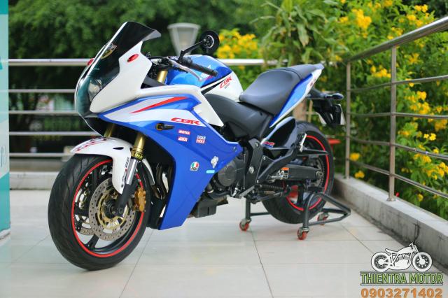 Honda CBR600F ABS 2013 hang doc duoc dep lung linh - 3