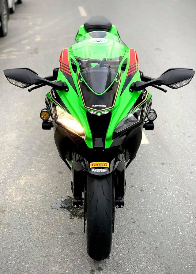 Kawasaki Ninja ZX10R 2020 Xe Moi Dep - 3