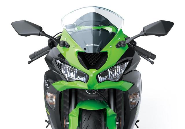 Lo tin Kawasaki dang chuan bi phat trien Ninja 700R hoan toan moi - 3