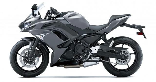 Lo tin Kawasaki dang chuan bi phat trien Ninja 700R hoan toan moi - 5