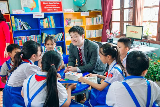 Tong ket hoat dong nam tai chinh 2021 va ke hoach phat trien 2022 cua Honda Viet Nam - 9