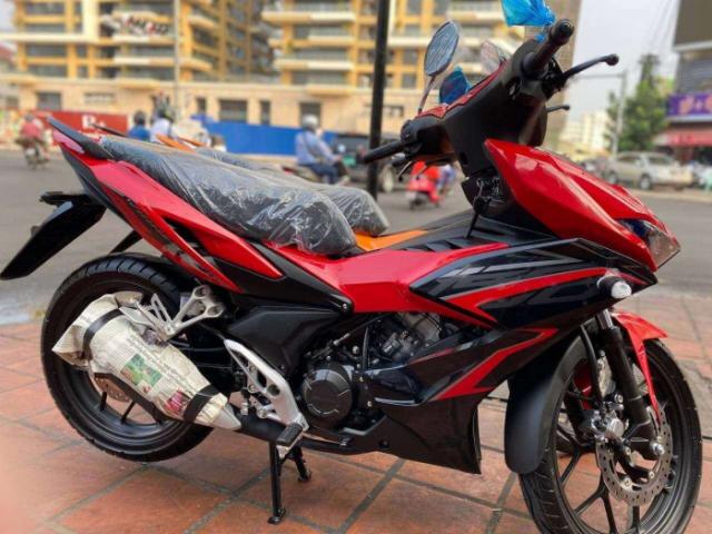 Winner X san xuat tai Viet Nam da co mat o rat nhieu quoc gia - 4