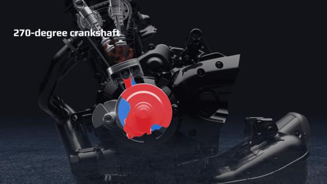 Yamaha R7 tiet lo nhung nang cap lon ve mat trang thiet bi ma it ai biet - 4