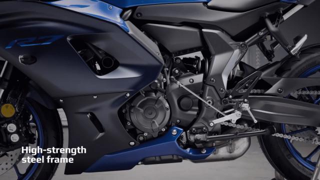 Yamaha R7 tiet lo nhung nang cap lon ve mat trang thiet bi ma it ai biet - 12