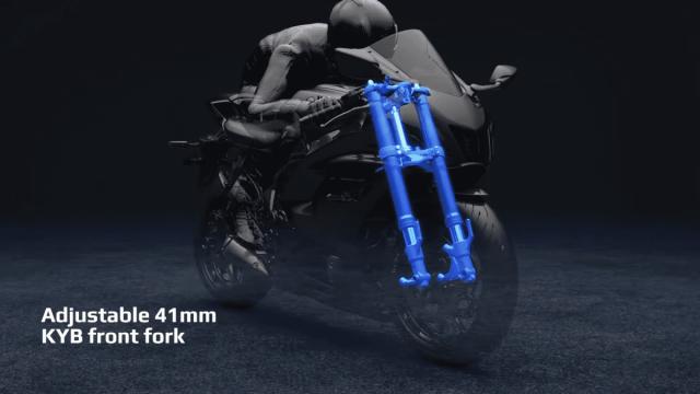Yamaha R7 tiet lo nhung nang cap lon ve mat trang thiet bi ma it ai biet - 14