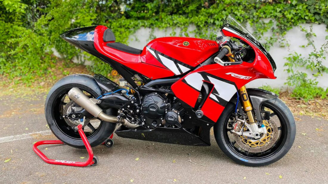 Yamaha Tracer 900 GT do cuc chat thanh SuperpSport R9M - 3