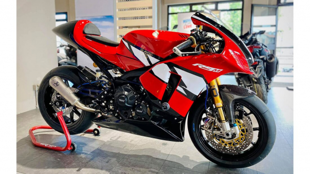 Yamaha Tracer 900 GT do cuc chat thanh SuperpSport R9M - 11