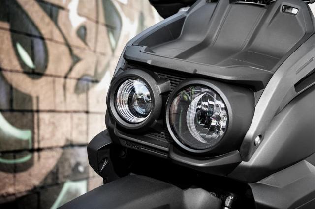 Yamaha Zuma 125 2022 Sieu pham danh rieng cho anh em thich hang doc