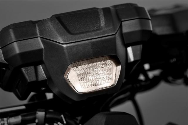 Yamaha Zuma 125 2022 Sieu pham danh rieng cho anh em thich hang doc - 6