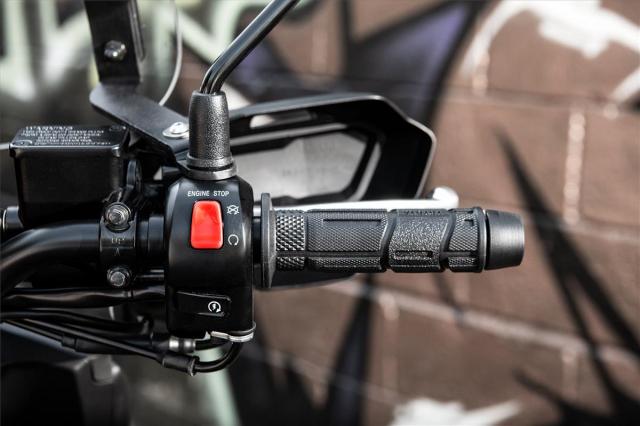 Yamaha Zuma 125 2022 Sieu pham danh rieng cho anh em thich hang doc - 10
