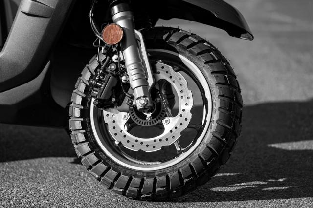 Yamaha Zuma 125 2022 Sieu pham danh rieng cho anh em thich hang doc - 14