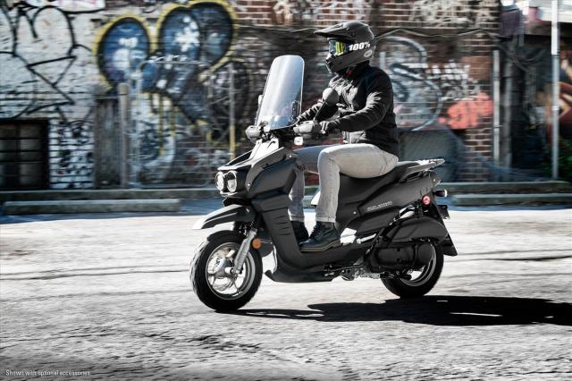 Yamaha Zuma 125 2022 Sieu pham danh rieng cho anh em thich hang doc - 24
