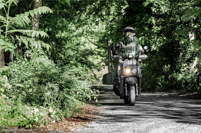 Yamaha Zuma 125 2022 Sieu pham danh rieng cho anh em thich hang doc - 26