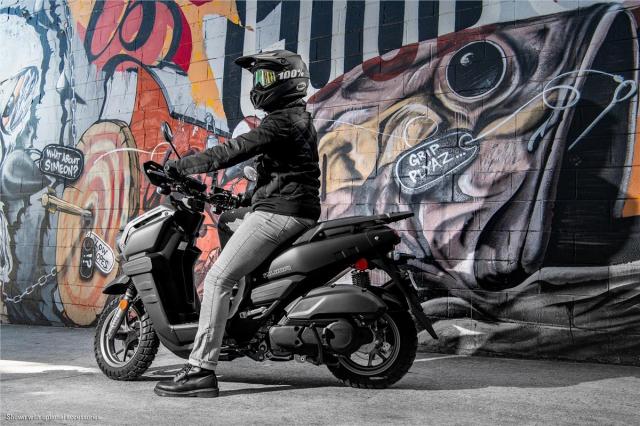 Yamaha Zuma 125 2022 Sieu pham danh rieng cho anh em thich hang doc - 33