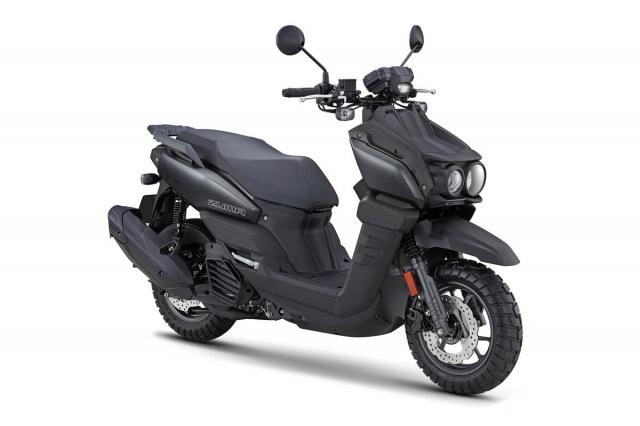 Yamaha Zuma 125 2022 Sieu pham danh rieng cho anh em thich hang doc - 40