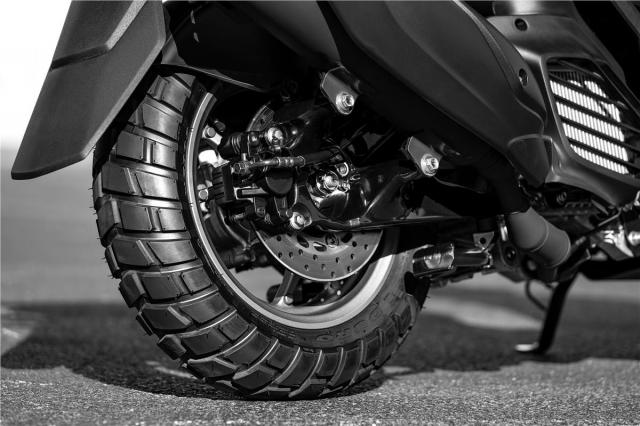 Yamaha Zuma 125 2022 Sieu pham danh rieng cho anh em thich hang doc - 15