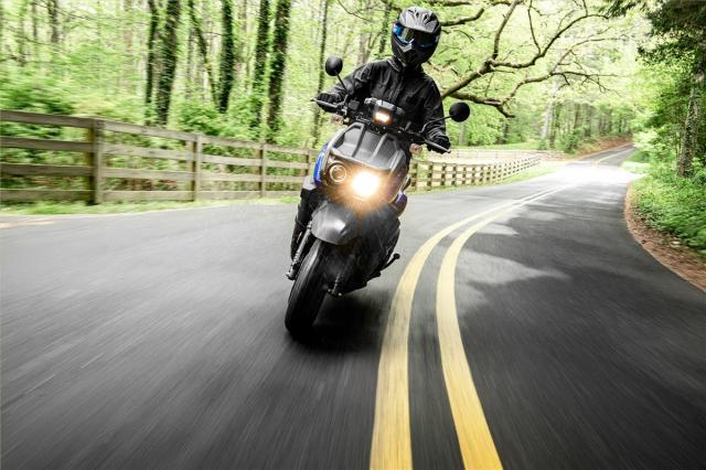 Yamaha Zuma 125 2022 Sieu pham danh rieng cho anh em thich hang doc - 20
