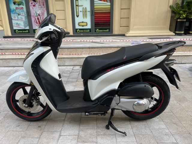 _ Moi ve HONDA SH 125 Nhap Y DATE 2009 chinh chu Odo 25000km xe dep may zin chat bao chua rot - 10